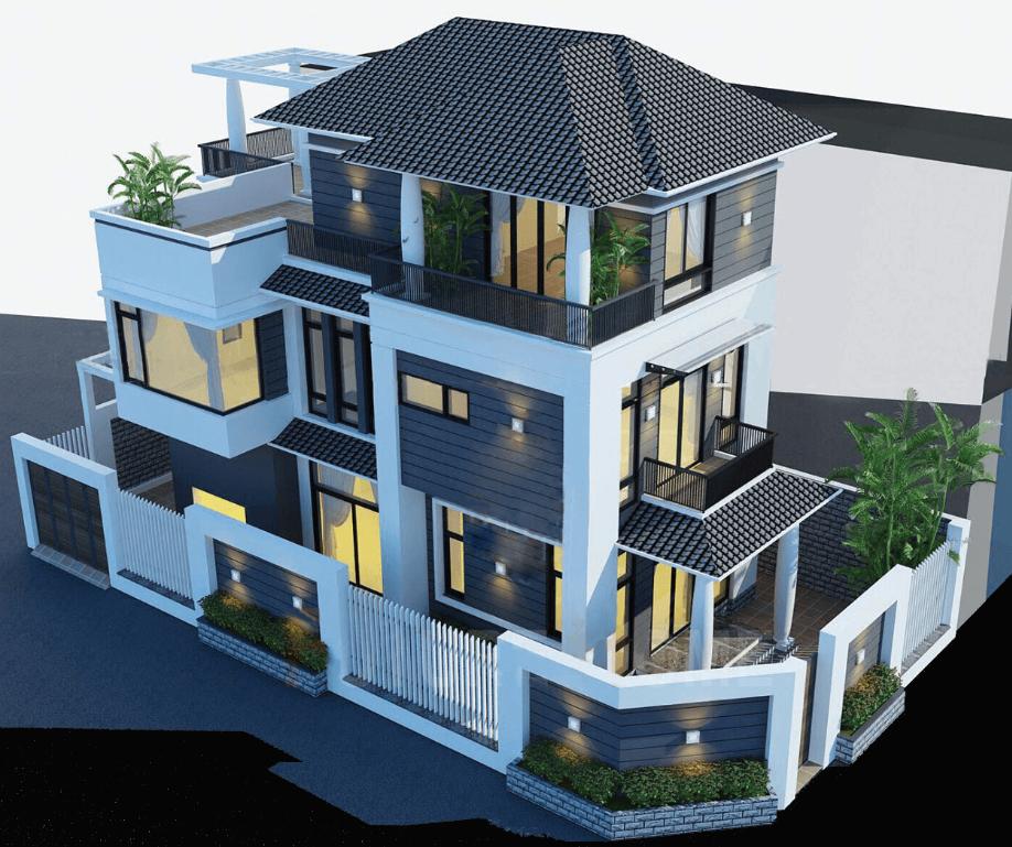 Tiểu Cảnh Sân Vườn Việt Sơn Construction