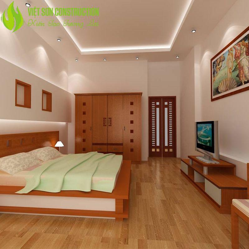 Thiết kế nhà bằng gỗ ấn tượng